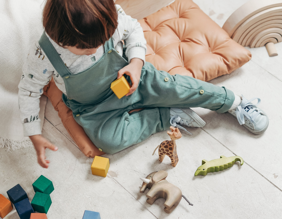 Licensed products for toddlers